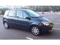 Renault Scenic 2009. Very Low Mileage. Automatic. only £990.