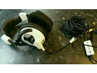 Turtle beach earforce 11x in ysed good condition can deliver or post it