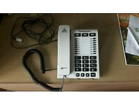 Geemarc CL1200 Amplified telephone hearing aid compatible - Used