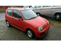 Fiat seicento sporting 1.1