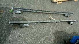 Suburu Roof Rack bars