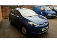 2009 Ford Fiesta 1.4 TDCI - £30 Road Tax