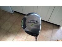 Ping Rapture 10.5 Driver