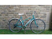 Vintage Peugeot Parisienne Ladies Road Bike 1980s Original