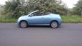 2007 NISSAN MICRA 1.6 CONVERTIBLE RECENTLY SERVICED