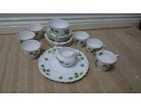 Colclough - Ivy Lea tea set