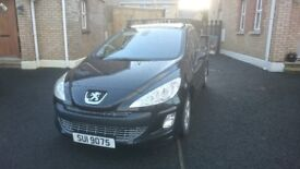 2008 PEUGEOT 308 HDI SPECIAL EDITION