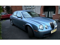 2006 JAGUAR S-TYPE-DIESEL *NEW MOT*