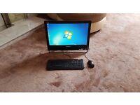 "Lenovo ThinkCentre M92z 23"" Core i7-3770S 3.1 GHz, 4GB / 500GB All-in-One Windows 7 Professional"