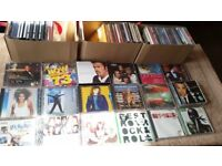 100+ CDs.. ROBBIE WILLIAMS. ABBA. SPICE GIRLS and other..
