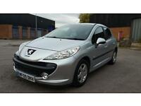 2009 Peugeot 207 5 door hatchback