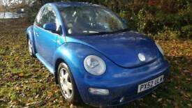 VW Beetle 1.9TDI Highline 6 Months Warranty Finance available