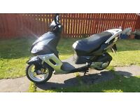 125cc scooter for spares or repair