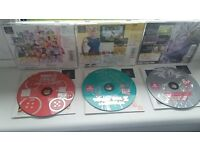 Dragonball Z PS1 Trilogy (NTSC) Japanese - Meet up or collection only