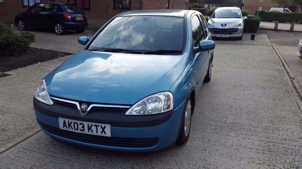 AUTOMATIC CLEAN AND RELIABLE 1.2VAUXHALL CORSA.BOUGHT A NEW CAR,THIS HAS TO GO