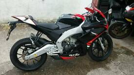 Aprilia rs4 125cc as new !