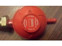 Calor Propane Gas bottle 37 Mbar Screw on Regulator - NEW - Can deliver locally