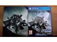 Destiny 2 on PS4 (steelbook included)