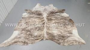 Cow hide rug from Brazil hand picked and real Cowhide Rugs Christmas Sale