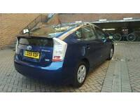 TOYOTA PRIUS HYBRID ELECTRIC AUTOMATIC NEW SHAPE UK CAR **** PCO UBER ACCEPTED **** 5 DOOR HATCHBACK