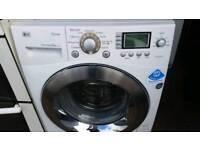 Washing machine, 9kg LG