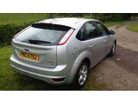 Ford Focus 2010, Zetec, TDCI Diesel, 104K miles, 30 road tax, Manual