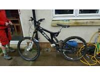 Specialized Big Hit downhill bike