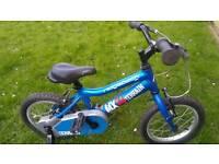 Children's Ridgeback MX14 bike