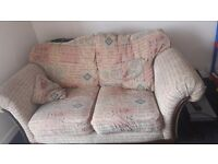 Sofa / tables / chairs