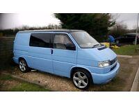 Volkswagen t4 'bumble blue'