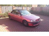 Peugeot 306 cabriolet S. mot April 2018