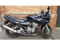 Suzuki Bandit GSF600S (spares & repairs) - Working and running but not road legal - Cat C write off