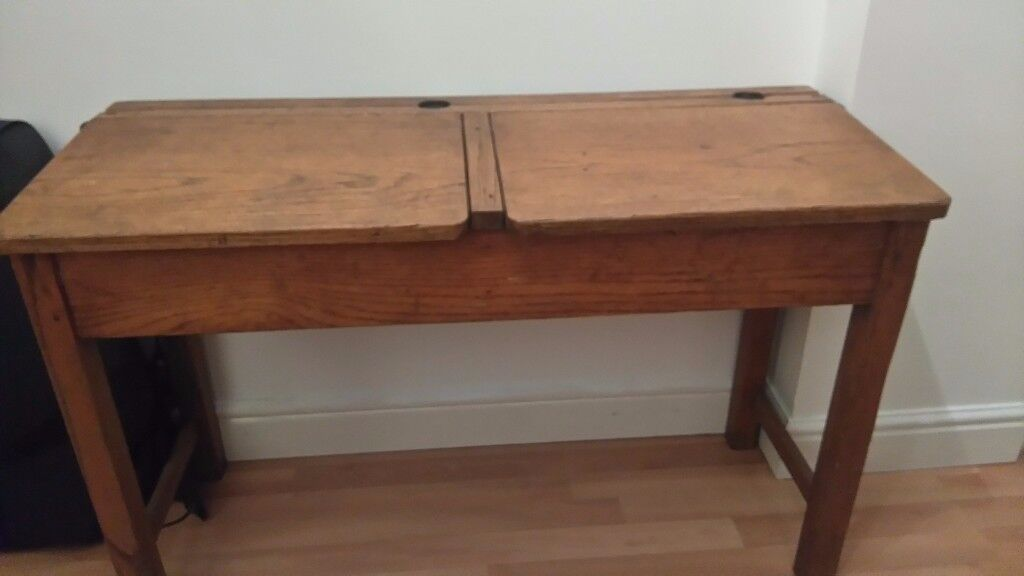 Old Style School Desk In Nottingham Nottinghamshire Gumtree