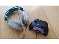 BOXED ASTRO A40 HEADSET (PS4 +XBOX ONE)