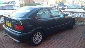BMW E36 318ti + Extras for sale/swap