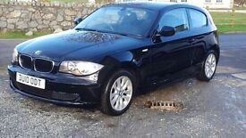 £3,200 BMW 120d 2010 Genuine Reason For Sale