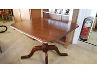 Antique Table with No chairs