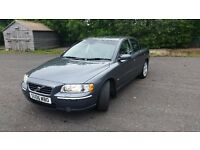 volvo s 60 2.4 d5 diesel new timing belt oil and filters service history or SWAP for van