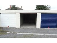 Lock-up Garage For Rent