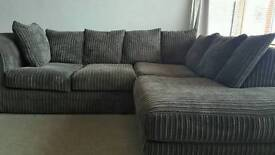 2 piece suite - Corner Sofa and 3 Seater Settee
