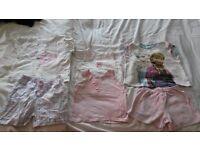 2-3 years PJ's & vests