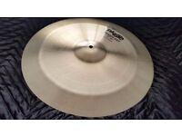 Paiste Trash 18'' cymbal