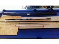 Browning feeder rod