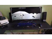 "Acer Predator X34 34"" Curved IPS UW-QHD Monitor"