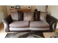 Like New Sofa and Cuddler