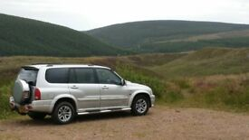 7 seater xl7 vitara 4x4(sale or swap diesel estate)