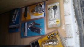 JOB LOT / Bulk Buy - Door furniture (YALE locks, handles, hinges, draft excluders etc)