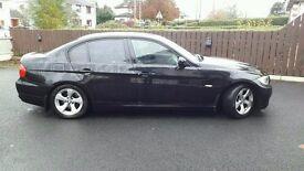 2010 BMW 320d EFFICIENTDYNAMICS £20 TAX!! 161BHP Black