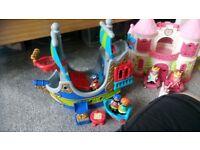 Happyland toy bundle
