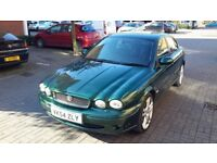 BARGAIN. JAGUAR X-TYPE